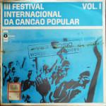 III Festival Internacional da Canção Popular Vol. I (1968)
