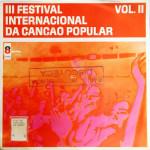 III Festival Internacional da Canção Popular Vol. II (1968)
