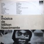 A Música de Milton Nascimento (1978)