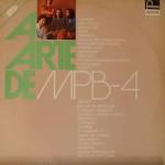 A Arte de MPB-4 (Coletânea) (1976)