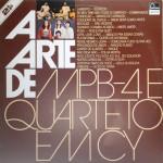 A Arte de MPB-4 e Quarteto Em Cy (1982)