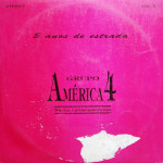 Grupo América – 5 Anos de Estrada (Vol. 3) (1992)