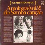 Quarteto Em Cy – Antologia do Samba Canção (Vol:2) (1976)