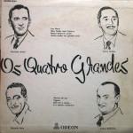 Francisco Alves, Sylvio Caldas, Orlando Silva e Carlos Galhardo – Os Quatro Grandes