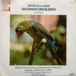 Villa-Lobos e Orquestra Nacional da Radiodifusão Francesa – Vol 4 (1965)