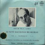 Villa-Lobos e Orquestra Nacional da Radiodifusão Francesa Vol 1 (1965)