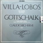 Cláudio Richerme – Villa-Lobos / Gottschalk (1985)