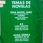 Temas de Novelas – MIX (1989)