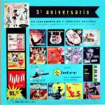 5º Aniversário – Coletânea da Sinter – 1956