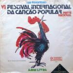 VI Festival Internacional da Canção Popular (Parte Nacional) (1971)