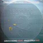 Leopoldo Miguez/Sonata Opus 14 em Lá Maior Para Violino & Piano (1988)