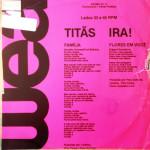 Titãs e Ira! – MIX (1987)