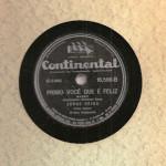 Albertinho Fortuna / Jorge Veiga – 78 RPM