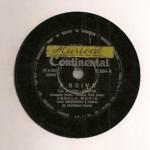 Angela Maria – 78 RPM