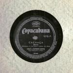 Colé e Carmen Costa – 78 RPM