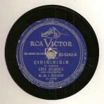 Coro Belmonte – 78 RPM