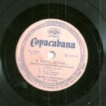 Coro Infantil do Clube dos Garotos de Guanabara – 78 RPM