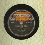 Dick Farney – 78 RPM