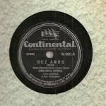 Emilinha Borba – 78 RPM