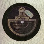 Fernando Alvarez e Linda Baptista – 78 RPM