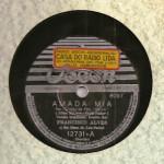 Francisco Alves – 78 RPM