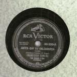 Francisco Carlos – 78 RPM
