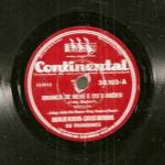Dalva de Oliveira e Carlos Galhardo – Branca de Neve e Os Sete Anões (Conto Musicado) – 78 RPM