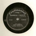Grupo Continental – 78 RPM