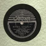 Hebe Camargo – 78 RPM