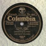 Januário de Oliveira e Jazz Band Columbia – 78 RPM