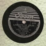 João da Baiana – 78 RPM