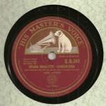 José Lemos – 78 RPM