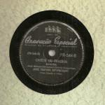 José Biserra Bitencourt – 78 RPM