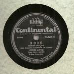 Lúcio Alves – 78 RPM