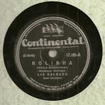 Lia Salgado – 78 RPM
