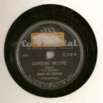 Mário de Azevedo – 78 RPM