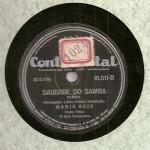 Mário Reis – 78 RPM