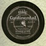 Milionários do Ritmo – 78 RPM
