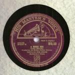 Natália dos Anjos – 78 RPM