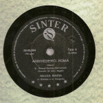Neuza Maria – 78 RPM