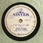 Orfeão Portugal do Rio de Janeiro – 78 RPM