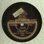 Orquestra do Casino Atlântico – 78 RPM