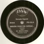 Os Brasileiros – 78 RPM