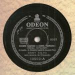 Osny Silva – 78 RPM