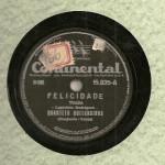 Quarteto Quitandinha – 78 RPM