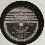 Raul de Barros – 78 RPM