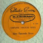 R. J. Albano – 78 RPM