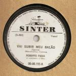 Roberto Paiva – 78 RPM