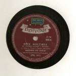 Agostinho dos Santos e Walter Forster – 78 RPM