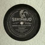 Teixeirinha – 78 RPM